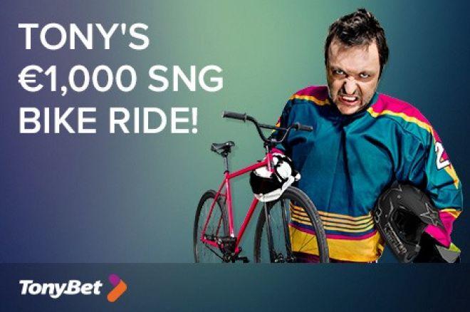 TonyBet Poker €1,000 Sit-and-Go Bike Ride: Οι νικητές της Week 2! 0001