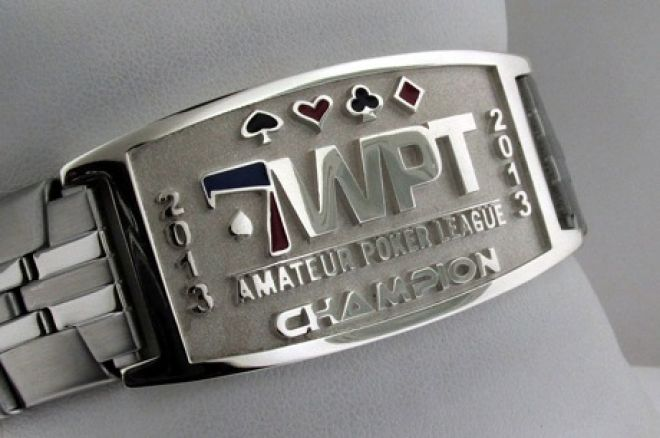 WPT Amateur Poker League