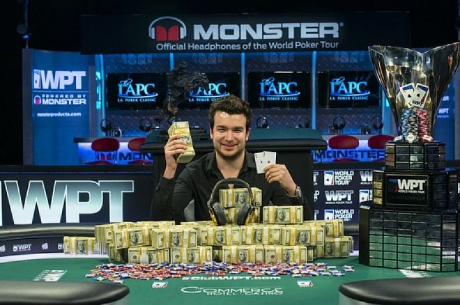 Chris Moorman Wins WPT LAPC