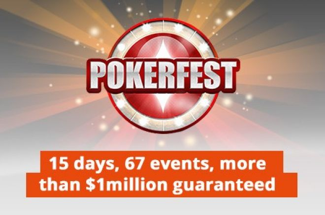 Have You Been Winning Big Money in Pokerfest on partypoker? 0001