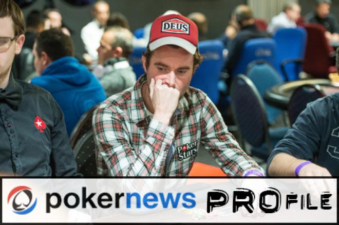 "PokerNews PROfile: Pascal ""pistecaloze"" Vos"