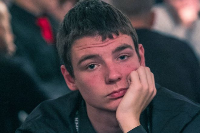 """Kort gesprek met Jimmy """"Zeurr"""" Jonker die drie jaar geleden underage de Sunday Million won"""