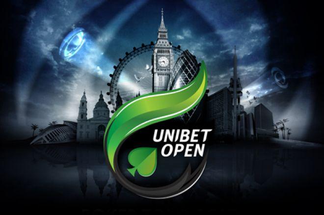 Unibet Open Dzień 1B podsumowanie