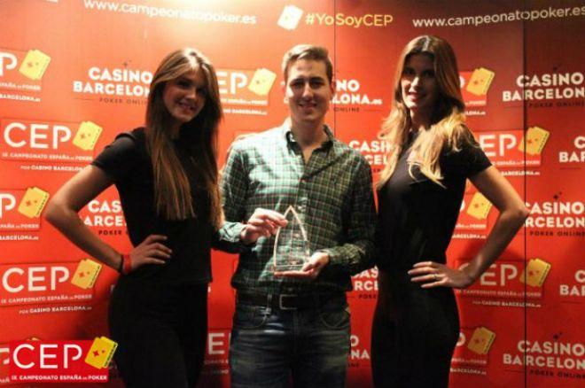 CEP Barcelona día 3: Carles Garriga se lleva los laureles 0001