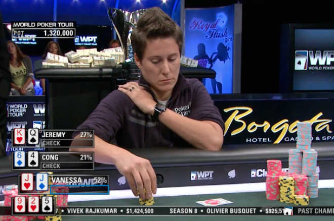 WPT on FSN Borgata Poker Open Part III: King Cong, Founder Love, & Selbst Second Best 0001