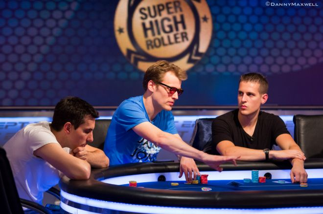 математика покера - блайнды