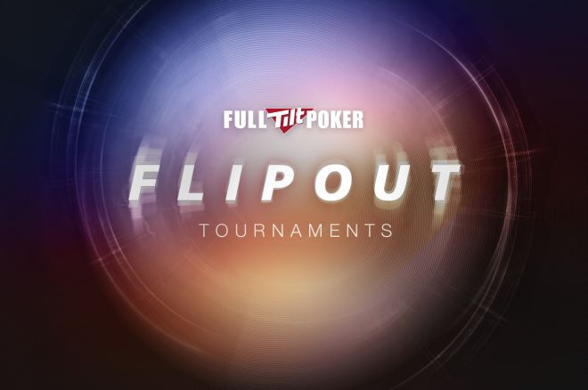 Full Tilt Poker's New Flipout Tournaments Launch Today; Flipout Festival Starts Friday 0001