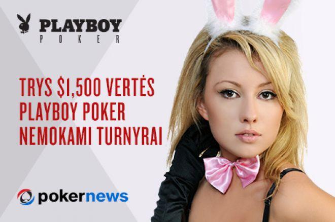 Playboy Poker