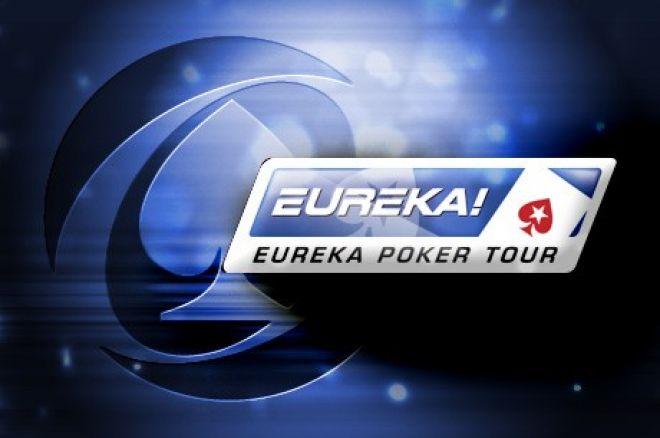 Eureka Poker Tour Dzień 1B - Mateusz Warowiec i Paweł Czartoryski chip leader'ami! 22... 0001