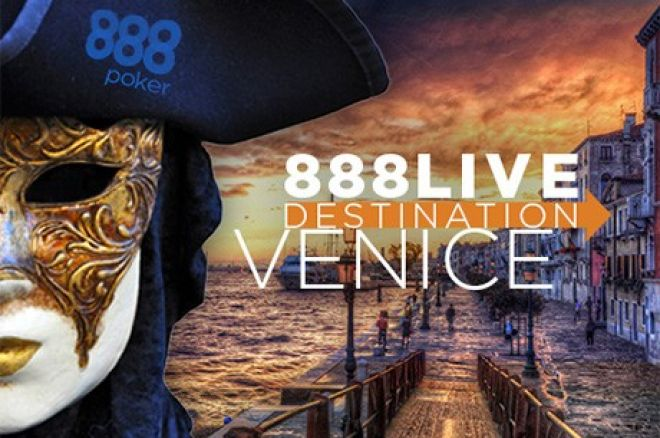 888Live venice Qualifier