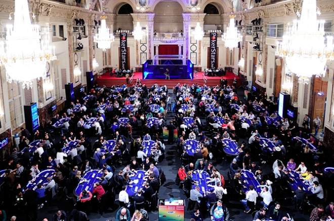 Another Record-Breaking Performance for PokerStars in the Eureka Poker Tour Vienna Main Event 0001