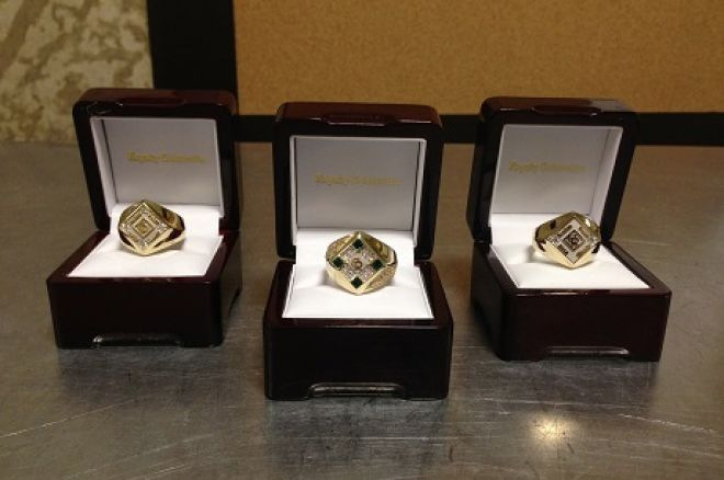 2014 Station Poker Classic Rings