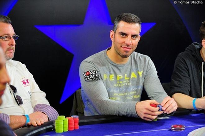 Στην έκτη θέση του Eureka Poker Tour Vienna Main Event ο Σταύρος... 0001