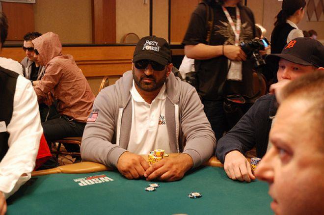 Mohammed Istakhar Sadiq at the 2012 World Series of Poker