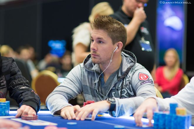 Jonathan Roy at EPT