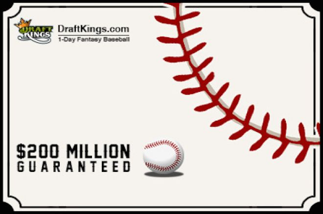 Play Opening Day of Fantasy Baseball on March 31, Win $10,000 0001
