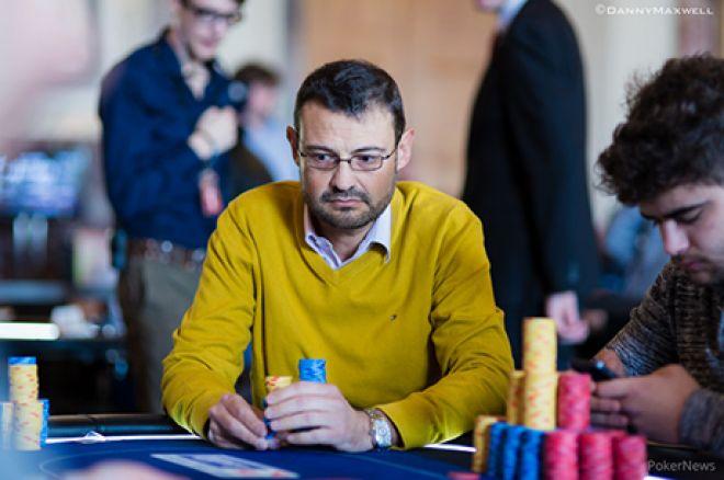 Rumen Nanev Atinge Final Table do Main Event PokerStars.net EPT Viena 0001