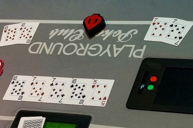 Playground Poker Club Bad Beat Jackpot Hit for $415,551 During WPT Event 0001