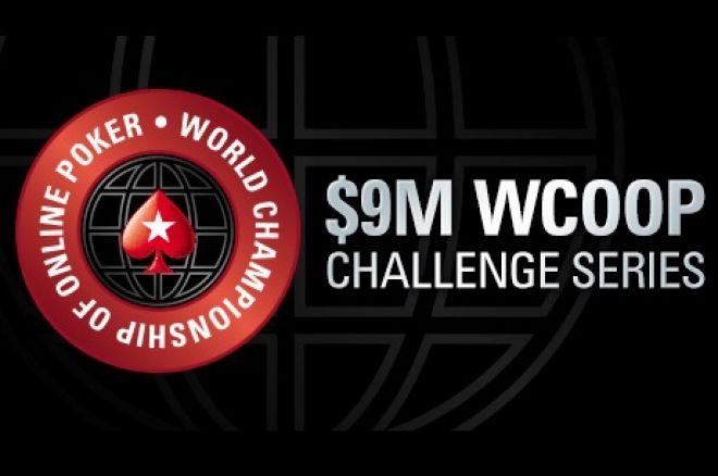 WCOOP challenge Series