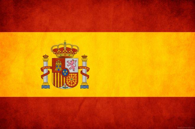 Spain online poker update