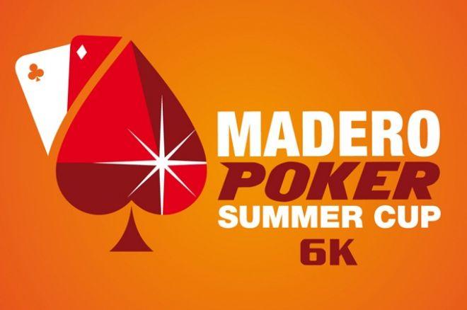 Madero Summer Cup: Martín Canepa líder en fichas del primer día 0001