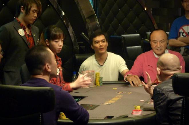 Breaking: Korda György is asztalhoz ült a makaói high stakes asztaloknál! 0001