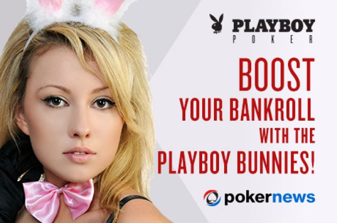 Boost Your Bankroll With the Playboy Bunnies! 0001