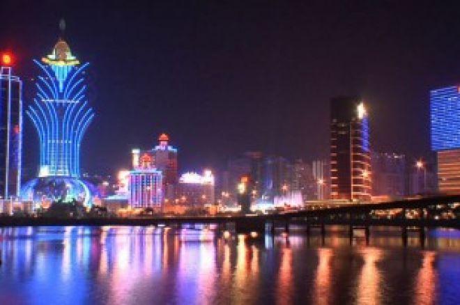 Čínské Macau odhalilo další rekordní čísla; pokerové zisky jsou fenomenální 0001