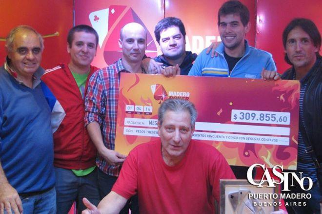 Madero Summer Cup: Gabriel Mega es el campeón de la fecha y Diego Estévez finaliza primero... 0001