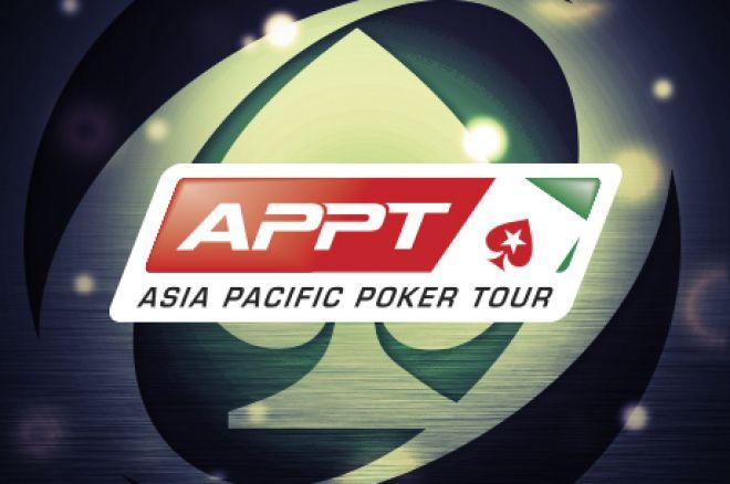 Audrius Miliauskas sužibėjo šalutiniame APPT serijos turnyre Pietų Korėjoje 0001