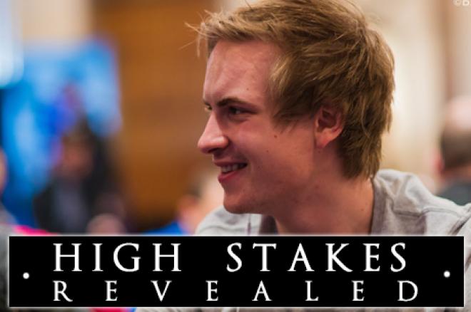 """High Stakes Revealed: In gesprek met Viktor """"Isildur1"""" Blom"""