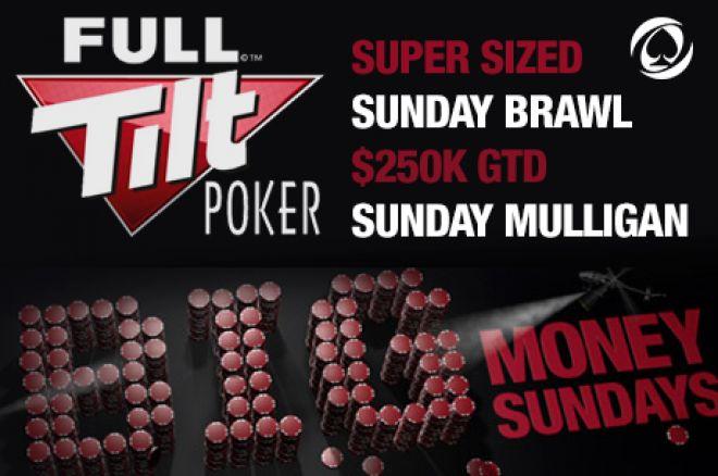 Big Money Sundays na Full Tilt Poker + FTOPS 0001