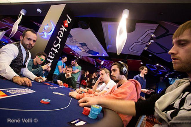 Estrellas Poker Tour Valencia Día 3: Mesa final comandada por Haritz Doyharzábal 0001