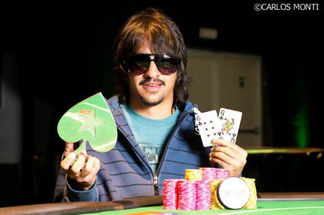 Warm-up de PokerStars: fallas, compensaciones y un argentino subcampeón 0001