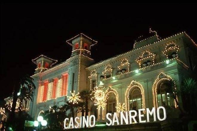 EPT San Remo etapo startas - jau šįvakar 0001