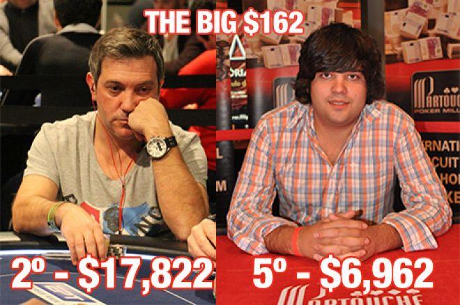 Juca e Skyboy Brilham na FT do The Big $162 0001