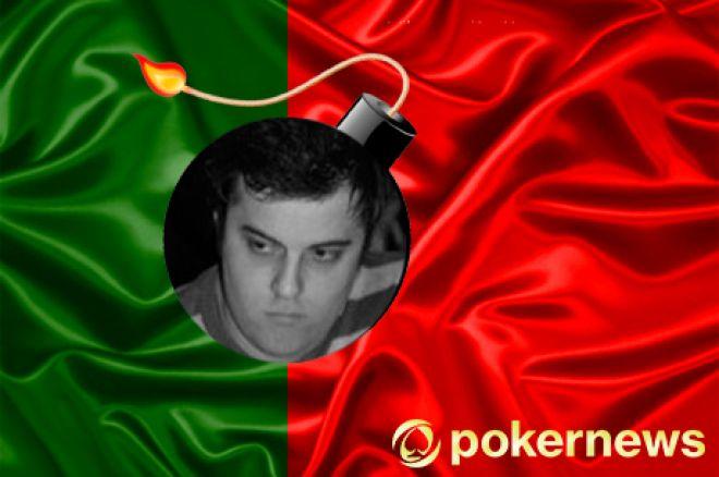 Tiago Dias Vence $320 NL Hold'em [6-Max], $20k GTD ($11,232) & Mais 0001