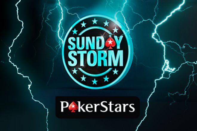 PokerNews фрийрол с добавени 100 билети за Sunday Storm тази... 0001