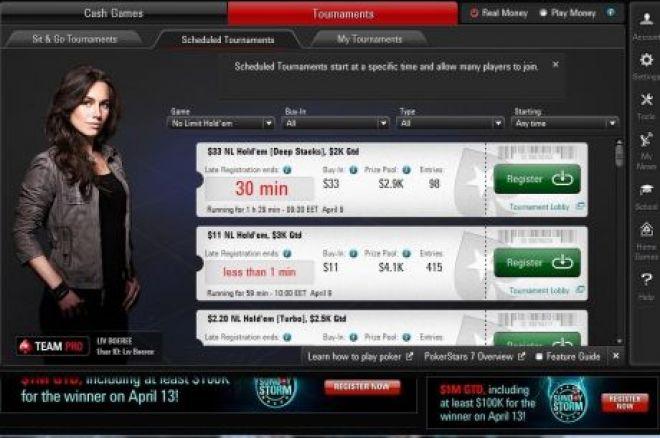PokerStars Alpha 7