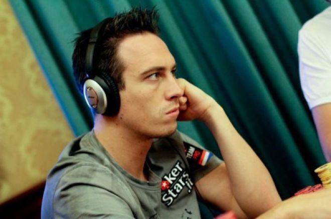 "PokerNews Boulevard: Lex ""RaSZi"" Veldhuis blogt & legende Robison overleden"