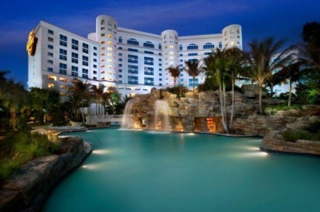 WPT Seminole Hard Rock Poker Showdown Día 1b: casi en el camino hacia la garantía de $5M 0001