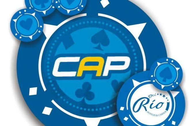 CAP: se viene el día 2 y Fernando Romano lidera la competencia 0001