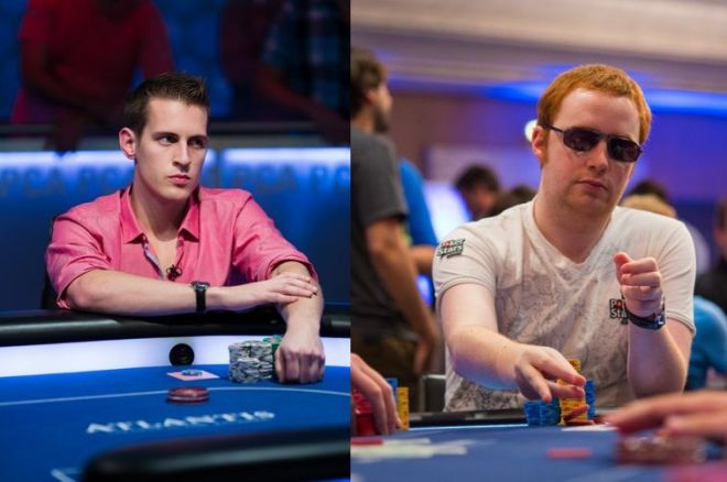 The Sunday Briefing: Mike McDonald, Niall Farrell Chop FTOPS XXV Main Event 0001