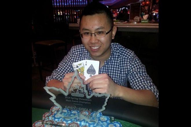 Raymond Chen wins CPT Spring Showdown Main Event