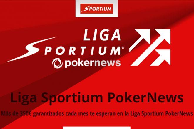 La Liga Sportium PokerNews vuelve hoy con pequeños cambios 0001