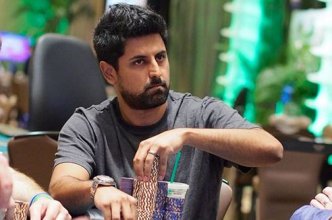 Mukul Pahuja Eyes History as Leader of WPT Seminole Hard Rock Poker Showdown Final Table 0001