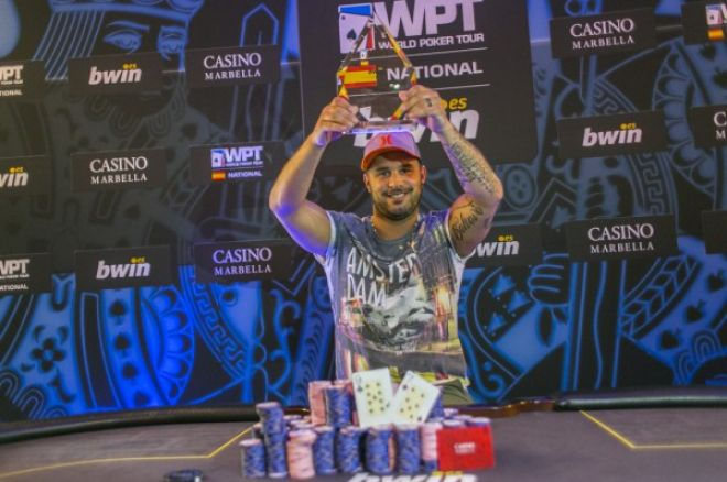 Steve Watts: 2014 WPT National Marbella Main Event winner