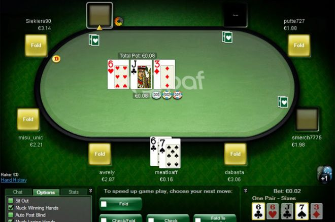 Paf Heart Poker