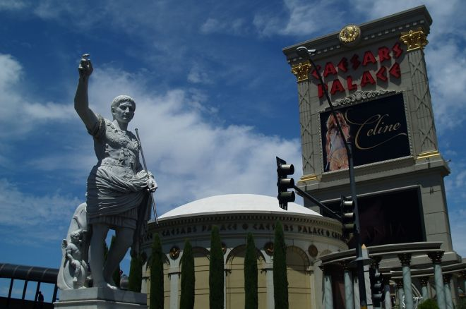Hotel Review: Caesars Palace 0001