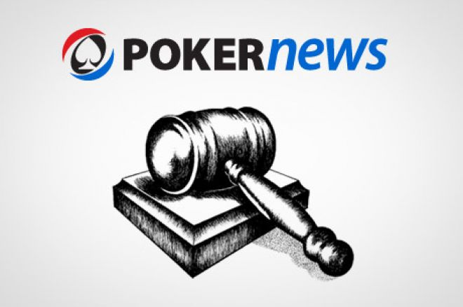 PokerNews crime and punishment